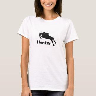 T-shirt Montrez l'icône de chasseur