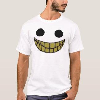 T-shirt Montrez-moi la pièce en t de gril de Yo