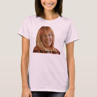 T-shirt Montrez-moi votre camion !
