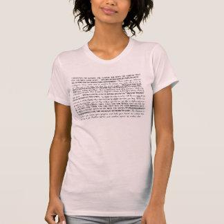 """T-shirt """"montrez personnes"""""""