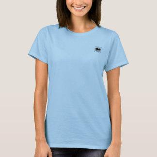 T-shirt Montrez sauter