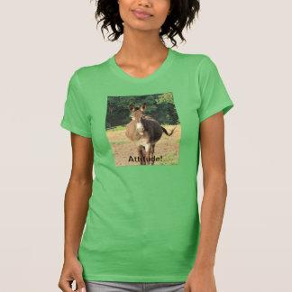 T-shirt Montrez votre attitude d'une manière hilare !