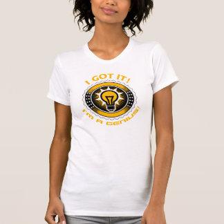 T-shirt Montrez votre génie
