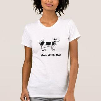 T-shirt MOO avec moi !