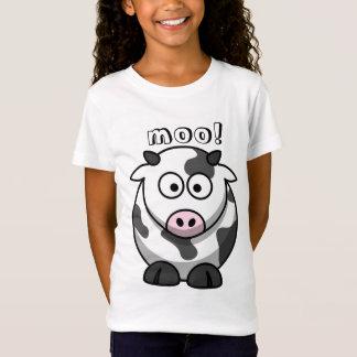 T-Shirt MOO ! Vache