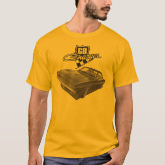 T-shirt Mopar - en 1968 Dodge Charger
