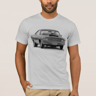 T-shirt Mopar - en 1969 Plymouth Road Runner