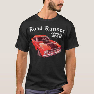 T-shirt Mopar - en 1970 Plymouth Road Runner - Satellite
