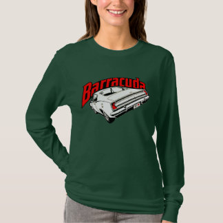 T-shirt Mopar - Plymouth Barracuda