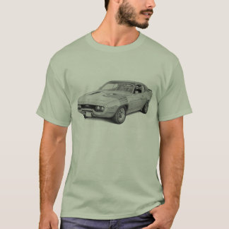 T-shirt Mopar - Plymouth - Road Runner - Satellite - GTX
