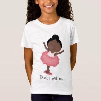 T-Shirt Morgan dansant 2