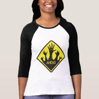 T-shirt Mort en avant