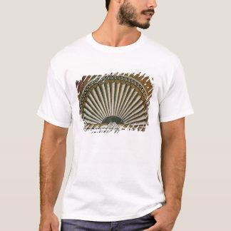 T-shirt Mosaïque de Shell, ANNONCE de construction de