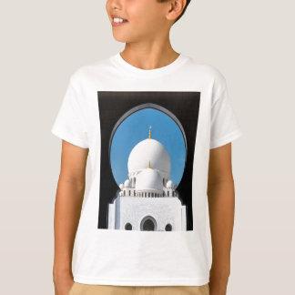 T-shirt Mosquée 2 de cheik Zayed