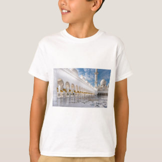 T-shirt Mosquée de cheik Zayed
