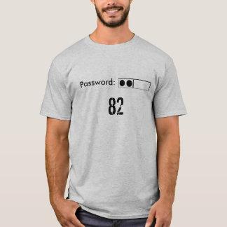 T-shirt Mot de passe : 82
