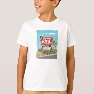 T-shirt Motel de sommet sur l'itinéraire 66