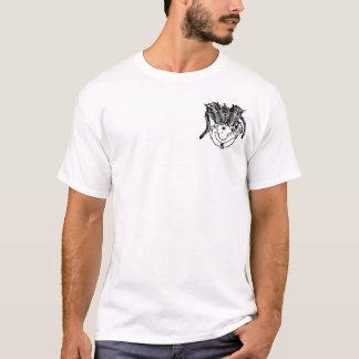 T-shirt Moteur de cyclone