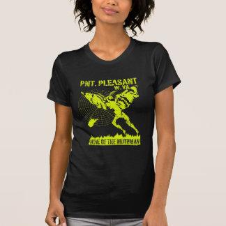 T-shirt Mothman est pour des dames !