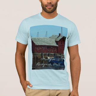 """T-shirt """"Motif #1, Rockport, mA """""""