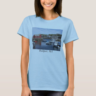 T-shirt Motif 1, Rockport, mA de Rockport