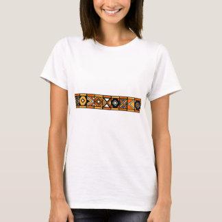 T-shirt Motif africain