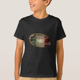 T-shirt Motos classiques italiennes
