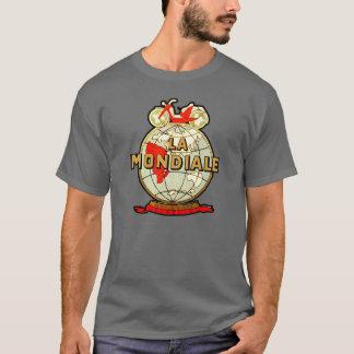 T-shirt Motos de Mondiale de La