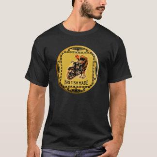 T-shirt Motos faites britanniques
