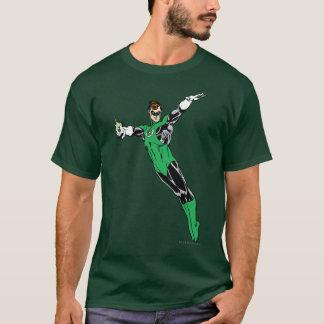 T-shirt Mouche de lanterne verte