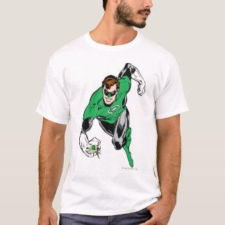 T-shirt Mouche de lanterne verte en avant