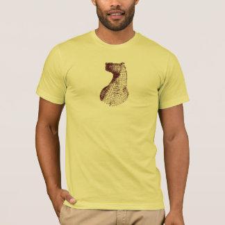T-shirt moule de cheval