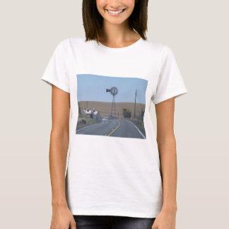 T-shirt Moulin à vent oriental de Washington