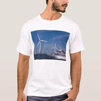 T-shirt moulin de vent
