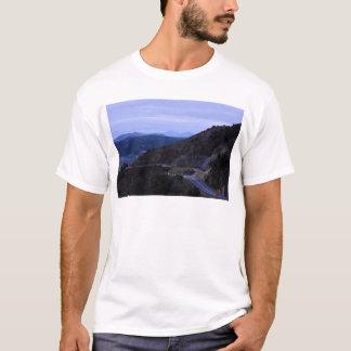 T-SHIRT MOUNTAIN VIEW DE QUEENSTOWN TASMANIE AUSTRALIE