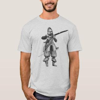 T-shirt Mousquetaire du 17ème siècle