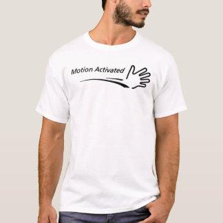 T-shirt Mouvement activé