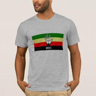 T-shirt Mouvement pour le changement Democratic (MDC)