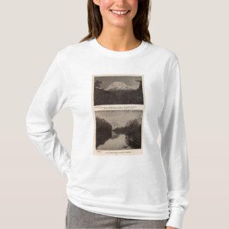 T-shirt Mt Snoqualmie plus pluvieux R