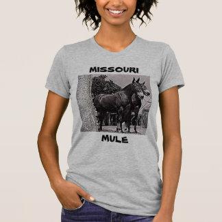 T-shirt Mule du Missouri