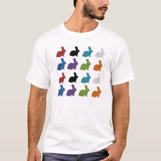 T-shirt multi de flocon de neige de logo