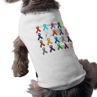 T-shirt Multi-Ruban