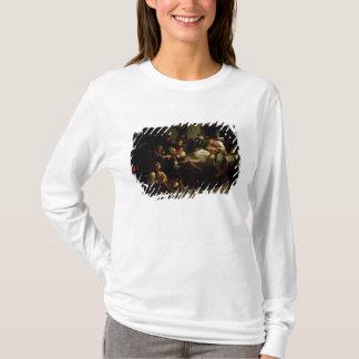 T-shirt Munchhausen dit ses contes de chasse, 1842