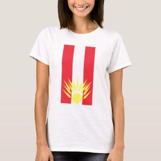 T-shirt Municipalité de Mogila, Macédoine