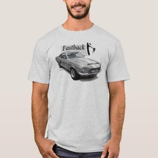 T-shirt Muscle 1968 de la voiture deux-volumes 428 de