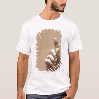 T-shirt Musée de capitol, main d'empereur Constantine