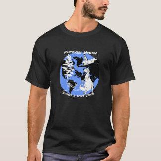 T-shirt Musée de découverte