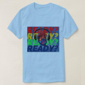 T-shirt Music Beats (Blue)