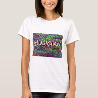 T-shirt Musicien