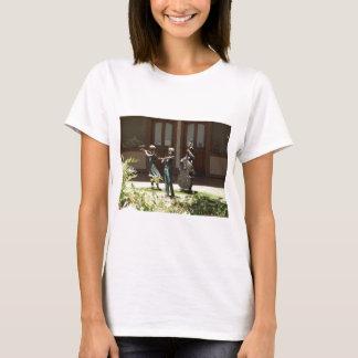 T-shirt Musiciens d'enfants